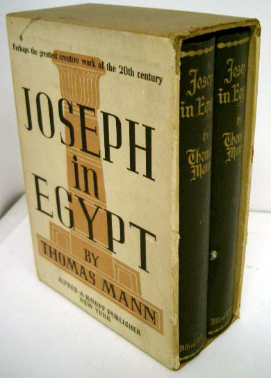 Image for JOSEPH IN EGYPT