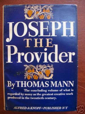 Image for JOSEPH THE PROVIDER