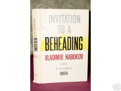 Image for INVITATION TO A BEHEADING