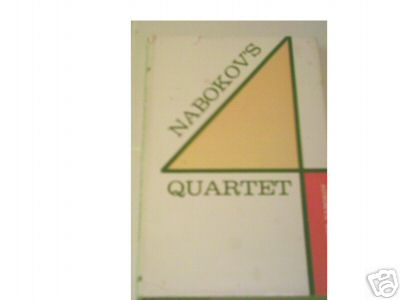 Image for NABOKOV'S QUARTET