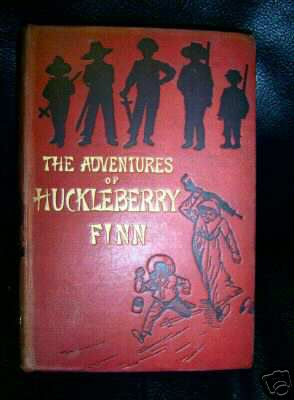 Image for THE ADVENTURES OF HUCKKLEBERRY FINN