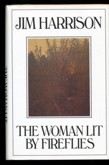 Image for THE WOMAN LIT BY FIREFLIES