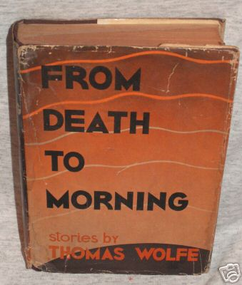 Image for FROM DEATH TO MORNING